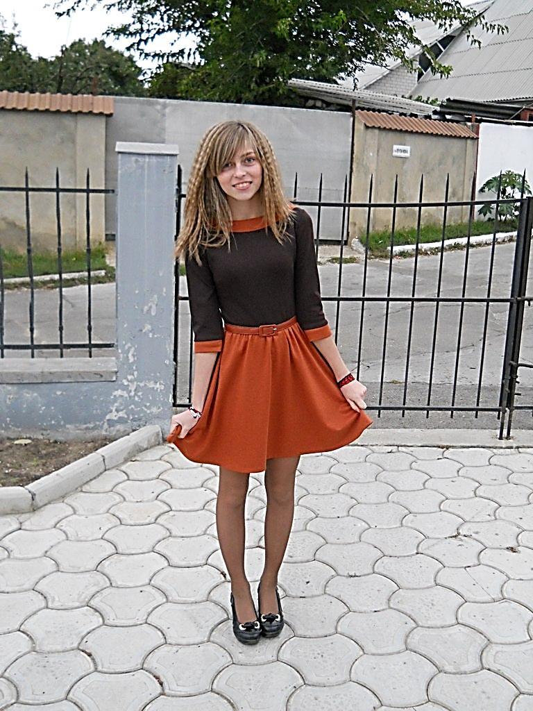 Мефодовська Ольга, учениця 9 класу