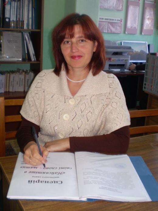 Ошколуп Світлана Ярославівна
