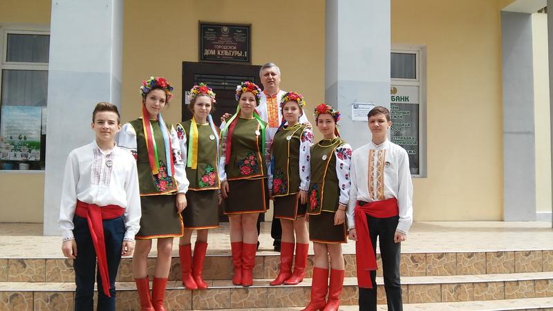 ІІ дитячий фестиваль козачої культури