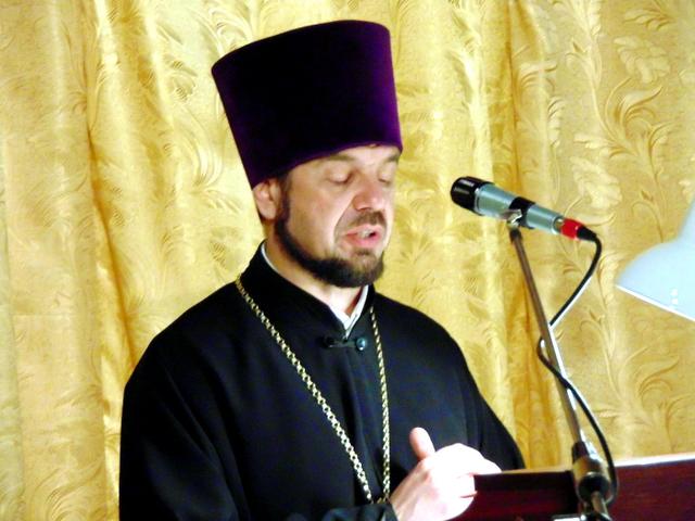 Отець Олександр Сливка