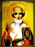 Ікона Миколія Чудотворця
